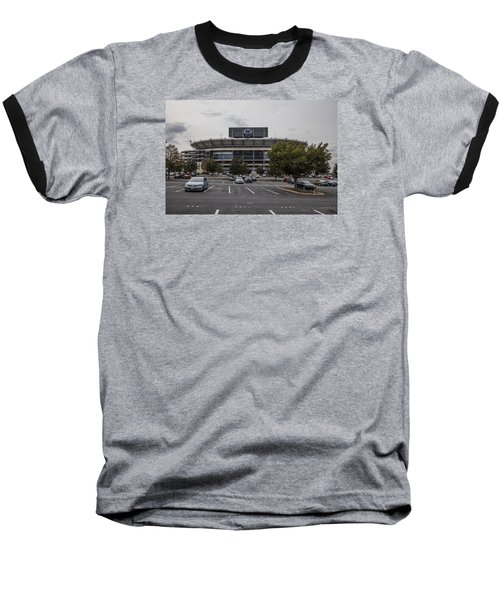 Beaver Stadium Penn State  Baseball T-Shirt by John McGraw