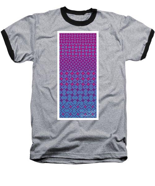 Bibi Khanum Ds Patterns No.4 Baseball T-Shirt
