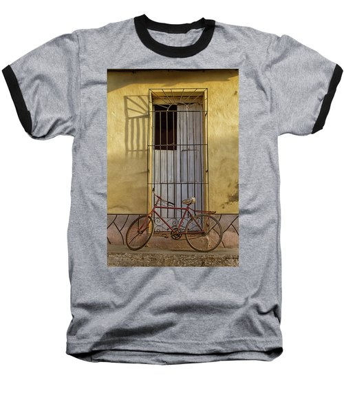 Bicycle Baseball T-Shirt