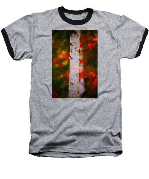 Birch Tree Baseball T-Shirt