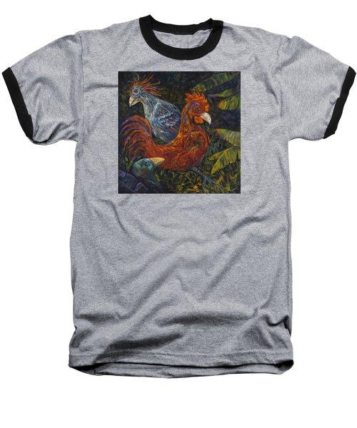 Birditudes Baseball T-Shirt