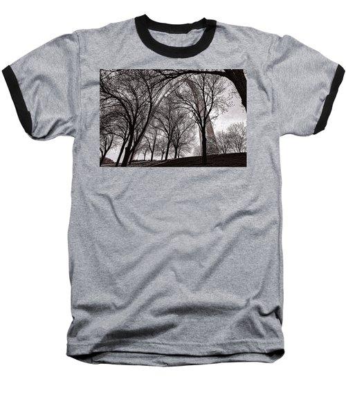 Blending In Baseball T-Shirt