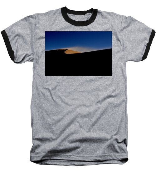 Blowin In The Wind.. Baseball T-Shirt by Al Swasey