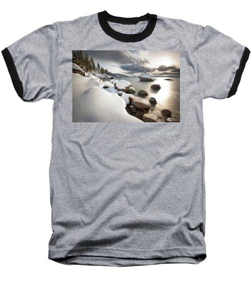 Bonsai Dream Baseball T-Shirt by Scott Warner