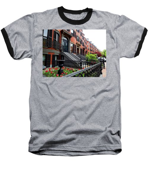 Boston's South End Baseball T-Shirt