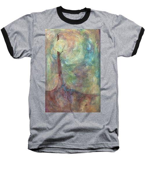 Breaking Dawn Baseball T-Shirt by Pat Purdy