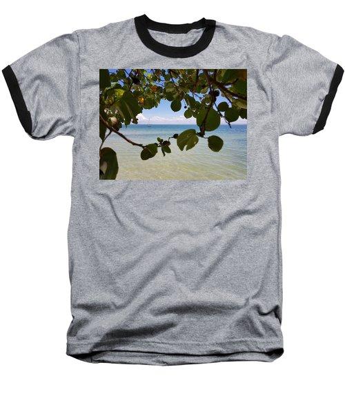 Bribie View Baseball T-Shirt