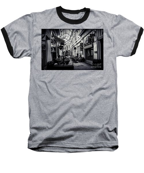 Monochrome Bucharest  Macca - Vilacrosse Passage Baseball T-Shirt