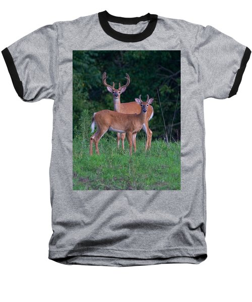 Buck Father And Son Baseball T-Shirt