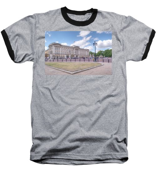 Buckingham Palace Baseball T-Shirt