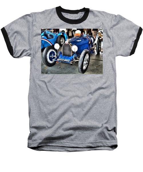 Bugatti Baseball T-Shirt by Josh Williams