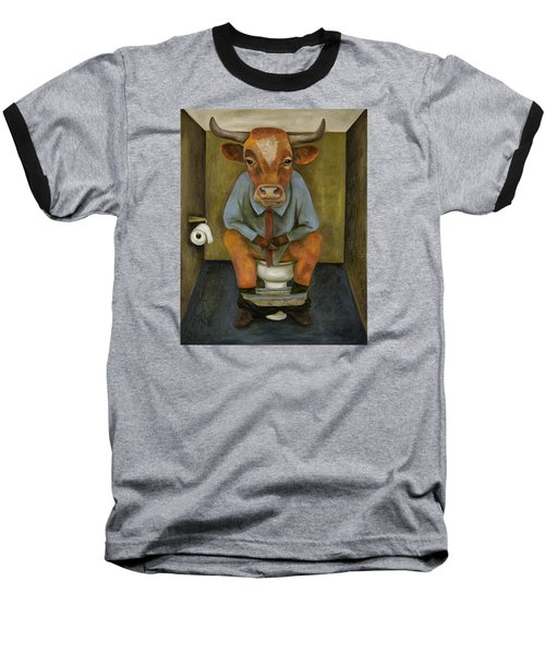 Bull Shitter Baseball T-Shirt