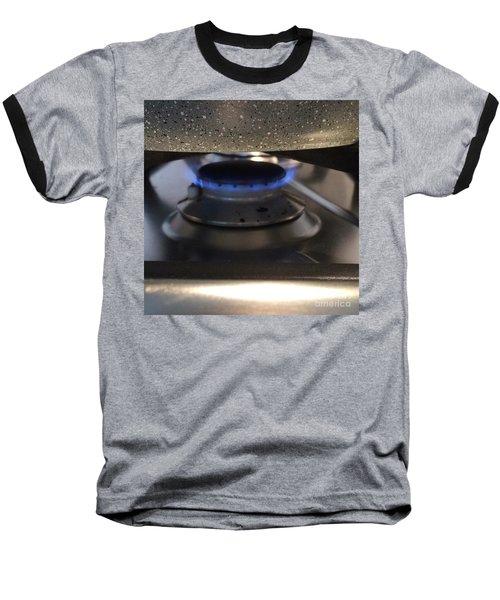 Burn  Baseball T-Shirt