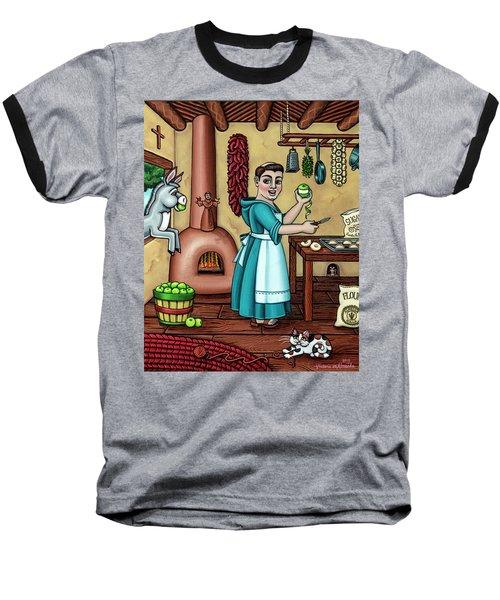 Burritos In The Kitchen Baseball T-Shirt