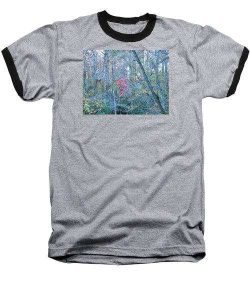 Baseball T-Shirt featuring the photograph Burst Of Color by Kay Gilley