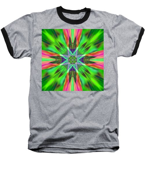 Burst Of Spring Baseball T-Shirt