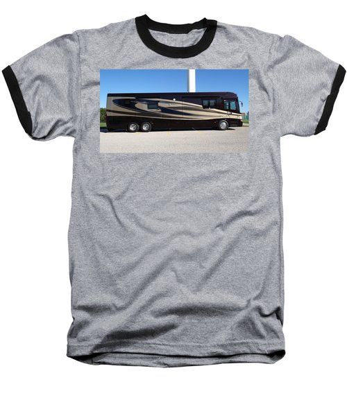 Bus Baseball T-Shirt