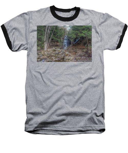 Buttermilk Falls Baseball T-Shirt