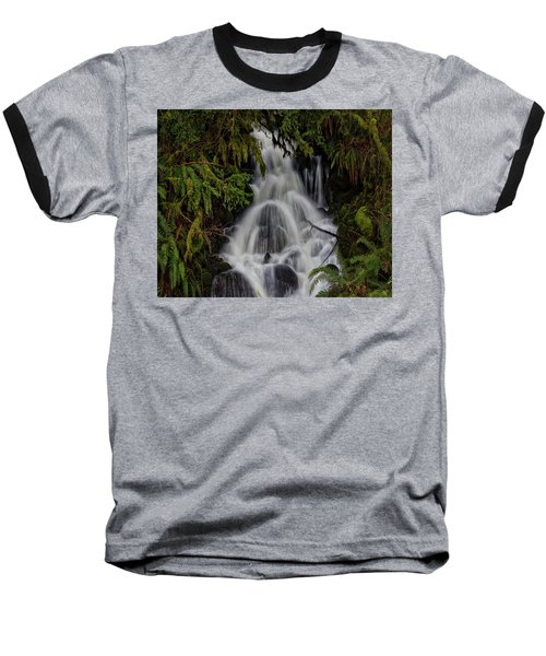 By The Side Of The Road Baseball T-Shirt