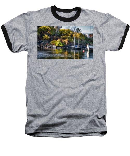 Bygdoy Harbor Baseball T-Shirt