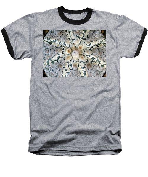 Cactus 2 Baseball T-Shirt by Selena Boron