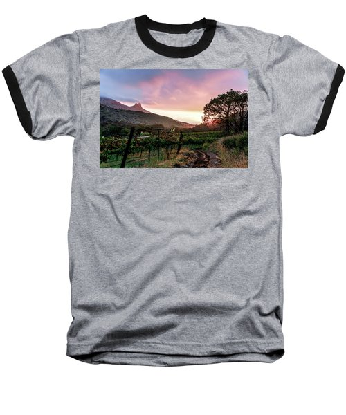 Colibri Sunrise Baseball T-Shirt