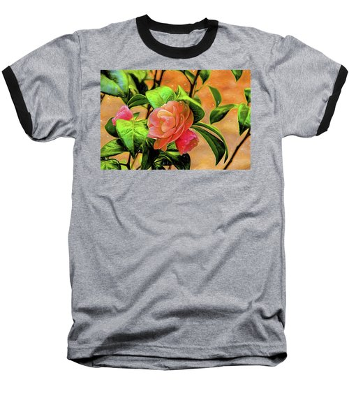 Camellia Candy Baseball T-Shirt