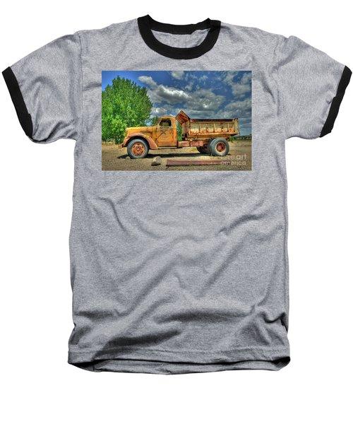 Canyon Concrete 2 Baseball T-Shirt