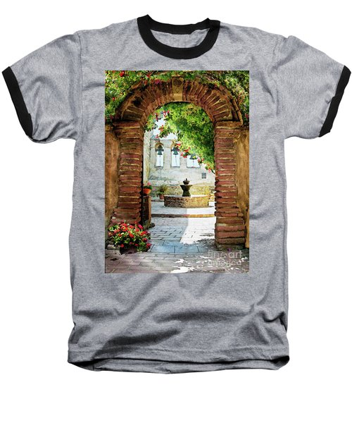 Capistrano Gate Baseball T-Shirt
