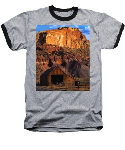Capitol Reef National Park, Ut Baseball T-Shirt
