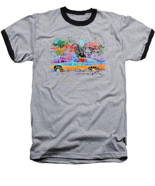 Car T-shirt Baseball T-Shirt