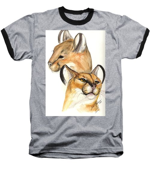 Caracal Baseball T-Shirt