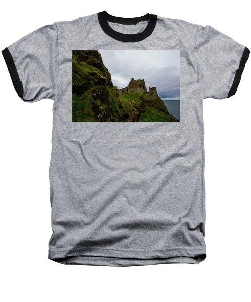 Castle By The Sea Baseball T-Shirt
