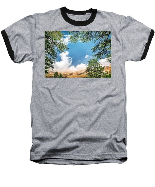 Cedars Of Lebanon Baseball T-Shirt