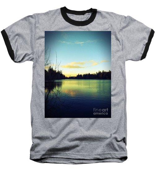 Center Of Peace Baseball T-Shirt