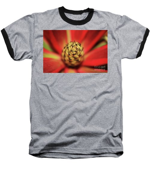 Centrifugal Baseball T-Shirt by Stephen Mitchell