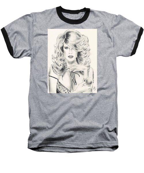 Charlotte Kemp Baseball T-Shirt by Vincent Wolff