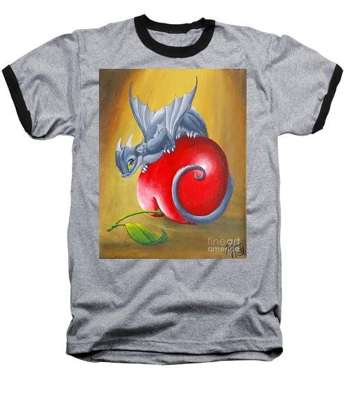 Cherry Dragon Baseball T-Shirt