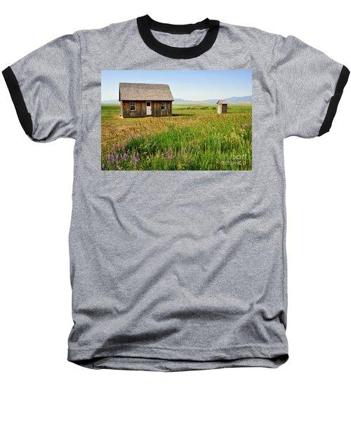 Chester Call Cabin Baseball T-Shirt