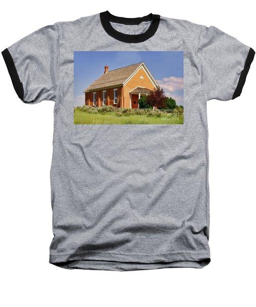 Chesterfield Church Baseball T-Shirt