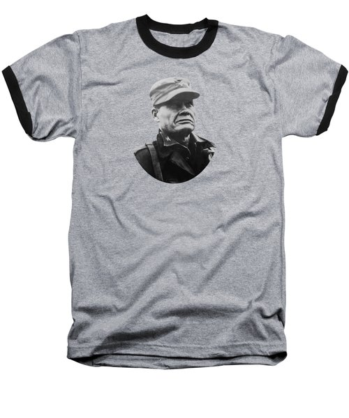 Chesty Puller Baseball T-Shirt by War Is Hell Store