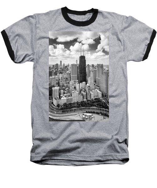 Chicago's Gold Coast Baseball T-Shirt