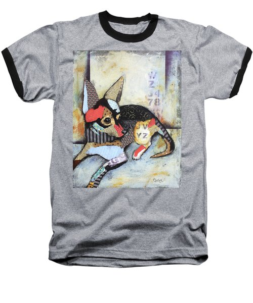 Chihuahua Baseball T-Shirt