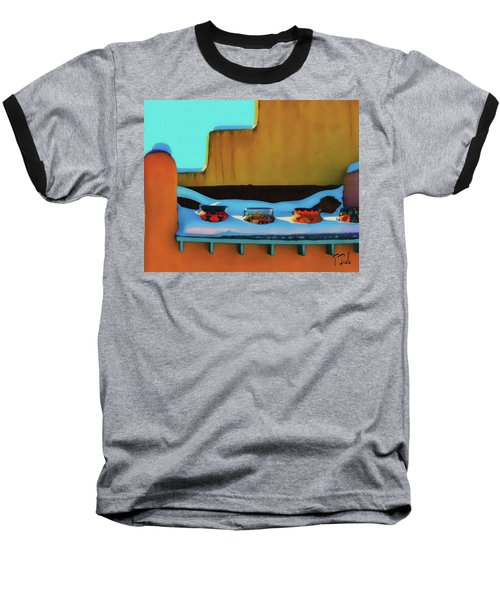 Christmas Morning Taos Baseball T-Shirt
