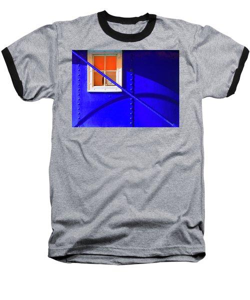 Baseball T-Shirt featuring the photograph Chromatic by Wayne Sherriff