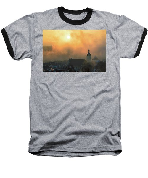 Church Of Our Lady Victorious, Prague, Czech Republic. Baseball T-Shirt
