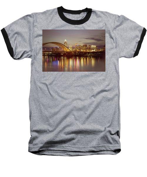 Cincinnati Baseball T-Shirt by Scott Meyer