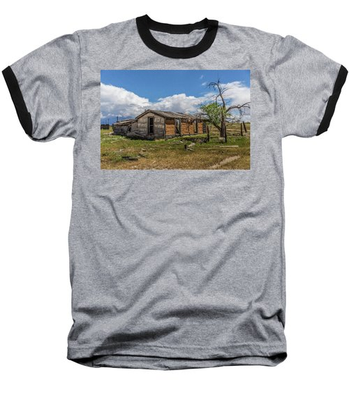 Cisco, Utah, Ghost Town Baseball T-Shirt
