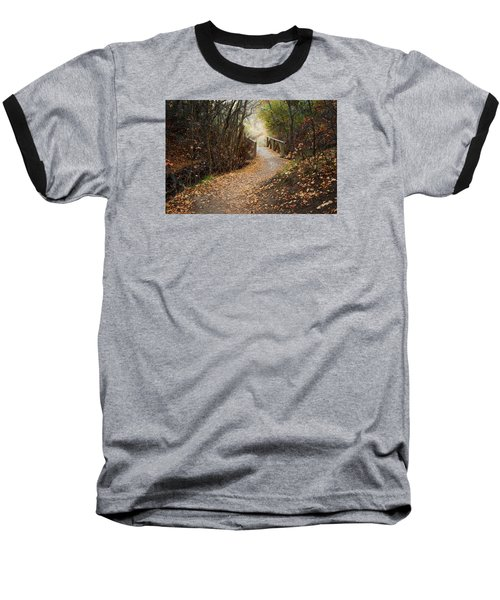 City Creek Bridge Baseball T-Shirt