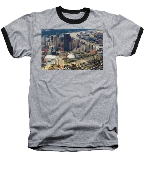 City Of Champions  Baseball T-Shirt
